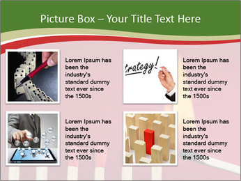 Burning match setting fire PowerPoint Templates - Slide 14