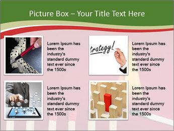Burning match setting fire PowerPoint Template - Slide 14