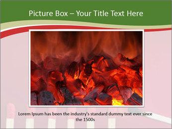 Burning match setting fire PowerPoint Template - Slide 15