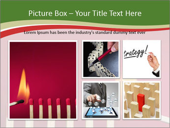 Burning match setting fire PowerPoint Template - Slide 19