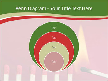 Burning match setting fire PowerPoint Template - Slide 34