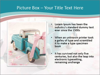 Old antique toy truck PowerPoint Templates - Slide 13