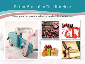 Old antique toy truck PowerPoint Templates - Slide 19