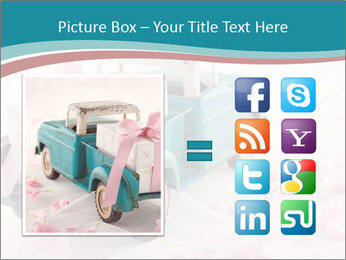 Old antique toy truck PowerPoint Templates - Slide 21