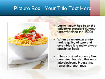 Pasta PowerPoint Template - Slide 13