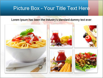 Pasta PowerPoint Template - Slide 19