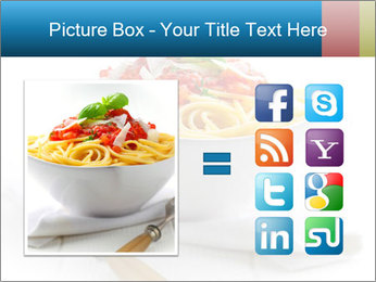 Pasta PowerPoint Template - Slide 21