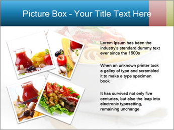 Pasta PowerPoint Template - Slide 23