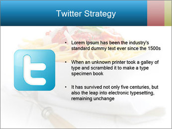 Pasta PowerPoint Template - Slide 9