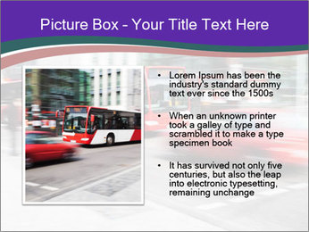 City traffic PowerPoint Templates - Slide 13