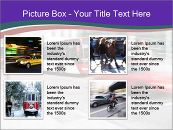 City traffic PowerPoint Templates - Slide 14