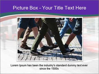 City traffic PowerPoint Template - Slide 15