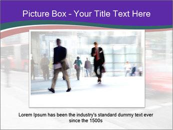 City traffic PowerPoint Template - Slide 16