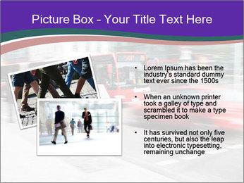 City traffic PowerPoint Template - Slide 20