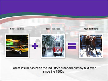 City traffic PowerPoint Templates - Slide 22