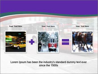 City traffic PowerPoint Template - Slide 22