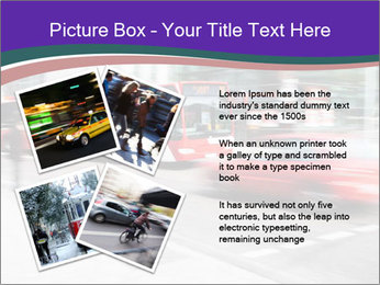 City traffic PowerPoint Templates - Slide 23