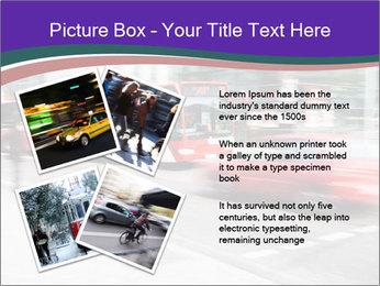 City traffic PowerPoint Template - Slide 23