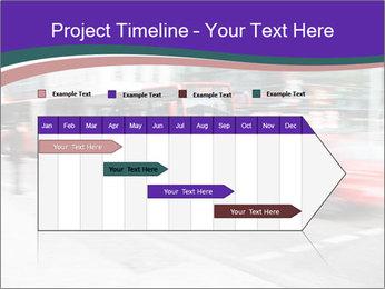 City traffic PowerPoint Template - Slide 25