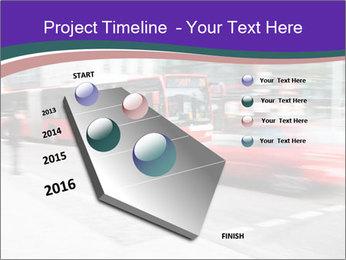City traffic PowerPoint Template - Slide 26