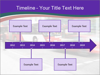 City traffic PowerPoint Templates - Slide 28