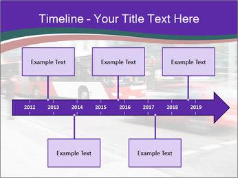 City traffic PowerPoint Template - Slide 28