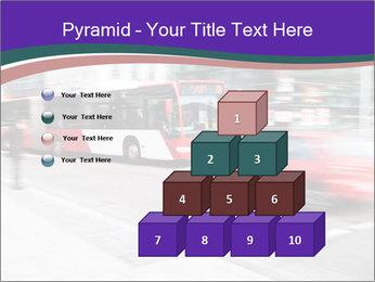 City traffic PowerPoint Template - Slide 31