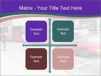 City traffic PowerPoint Template - Slide 37