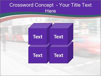 City traffic PowerPoint Template - Slide 39