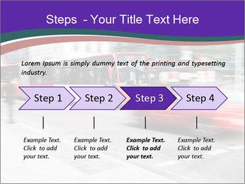 City traffic PowerPoint Template - Slide 4