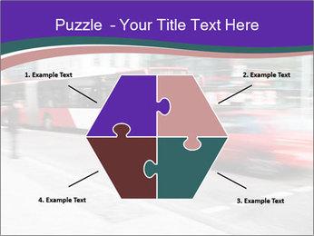 City traffic PowerPoint Template - Slide 40