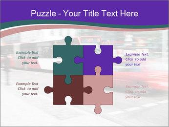City traffic PowerPoint Template - Slide 43