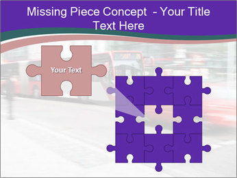 City traffic PowerPoint Templates - Slide 45