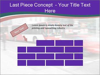 City traffic PowerPoint Template - Slide 46