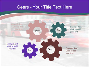 City traffic PowerPoint Template - Slide 47