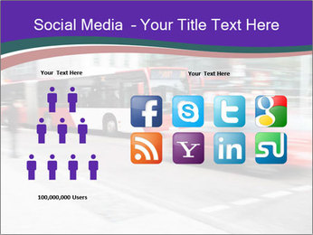 City traffic PowerPoint Template - Slide 5