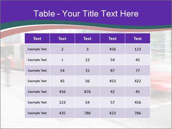 City traffic PowerPoint Template - Slide 55