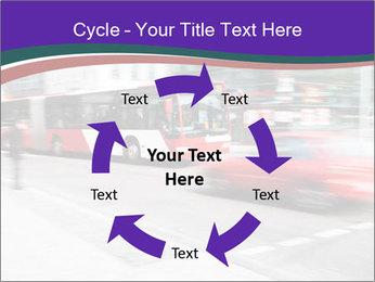 City traffic PowerPoint Template - Slide 62