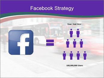 City traffic PowerPoint Template - Slide 7