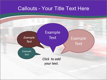 City traffic PowerPoint Template - Slide 73
