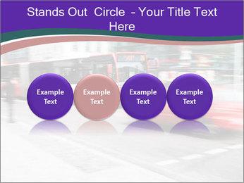 City traffic PowerPoint Template - Slide 76