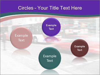 City traffic PowerPoint Template - Slide 77