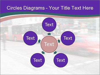 City traffic PowerPoint Template - Slide 78