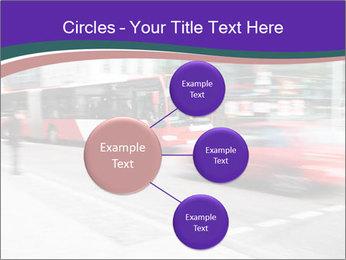 City traffic PowerPoint Template - Slide 79