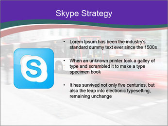 City traffic PowerPoint Template - Slide 8
