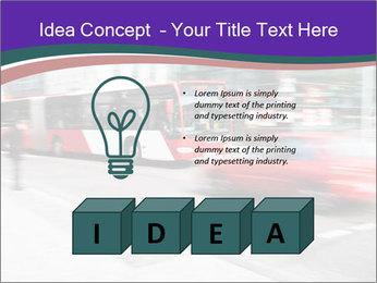 City traffic PowerPoint Template - Slide 80