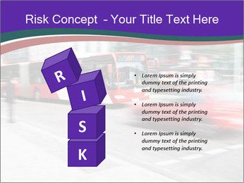 City traffic PowerPoint Templates - Slide 81