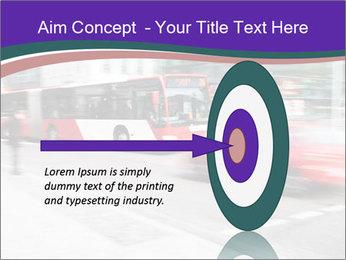 City traffic PowerPoint Template - Slide 83