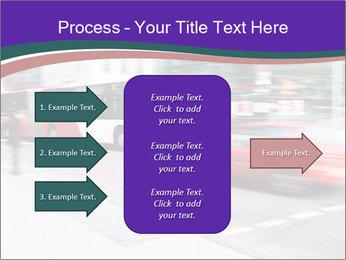 City traffic PowerPoint Template - Slide 85