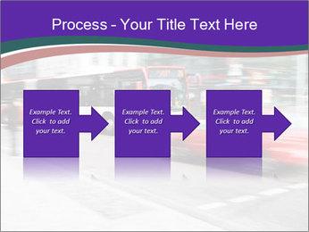 City traffic PowerPoint Template - Slide 88